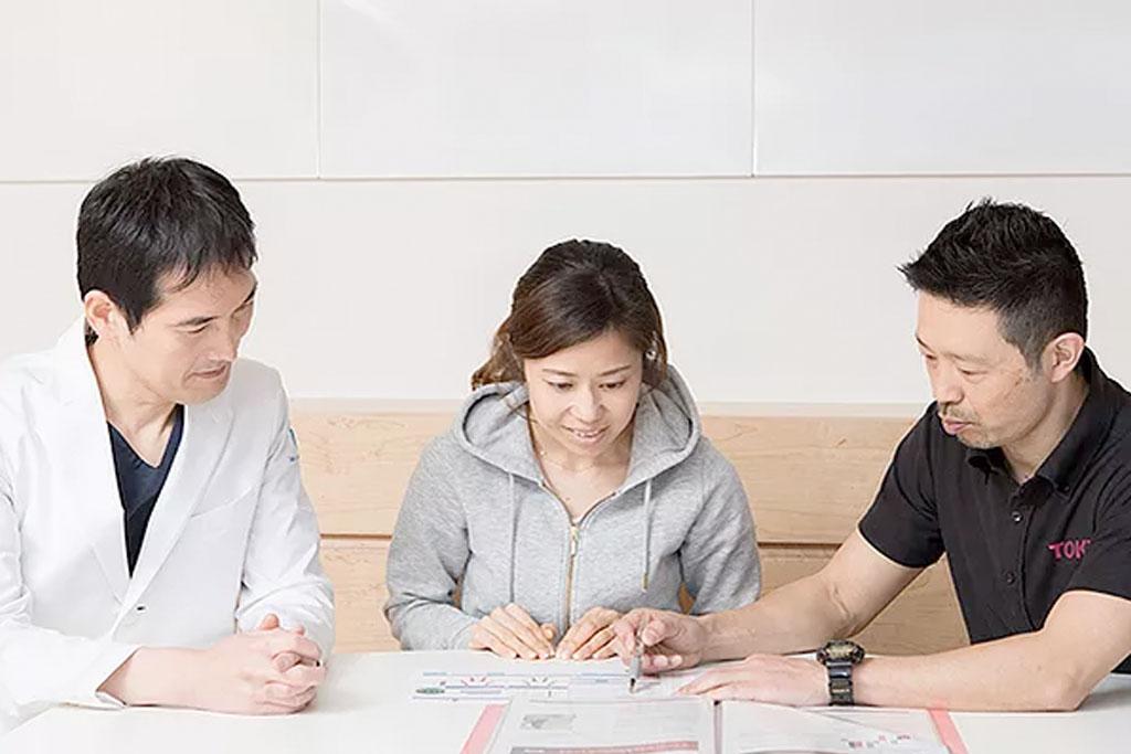 TOKU 医療法人監修プログラム